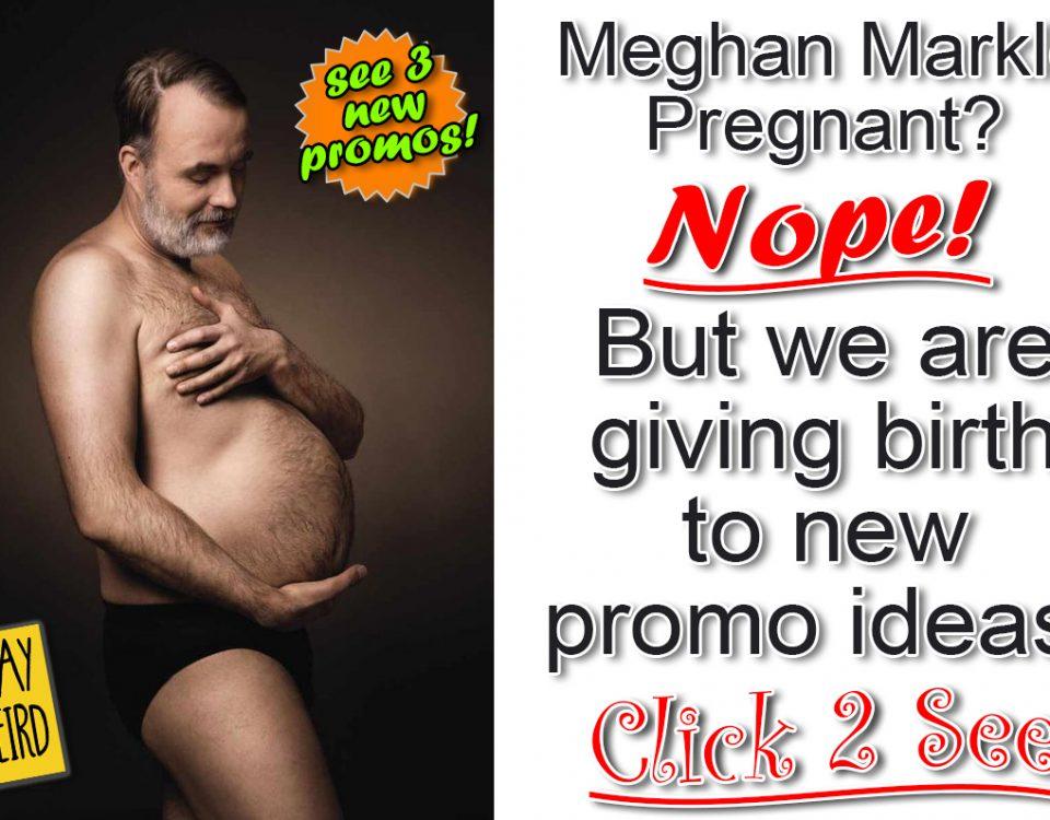 meghan markle pregnant