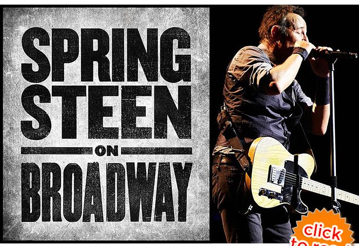 bruce springsteen and promo motive