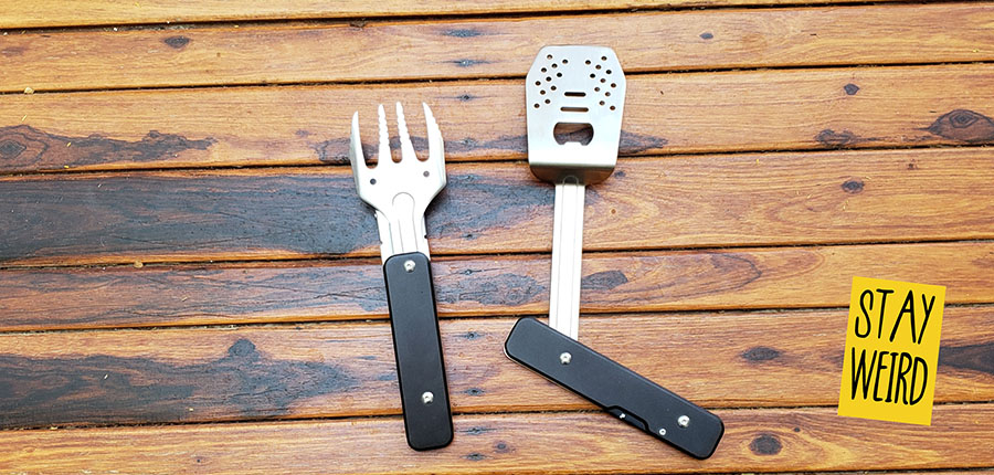 folding bbq tools promotional product