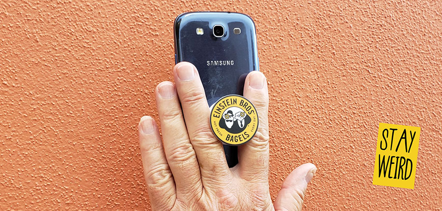 pop sockets promotional product