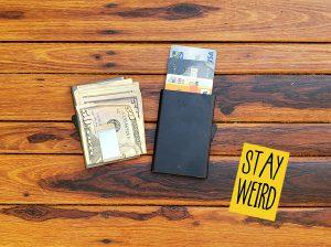 rfid secret wallet