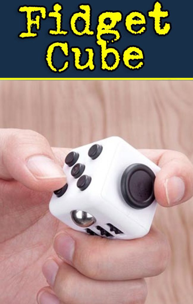 Fidget Cube is one of retails best selling gadgets in 2018 and now forward into 2019. Get your logo on a fidget cube.