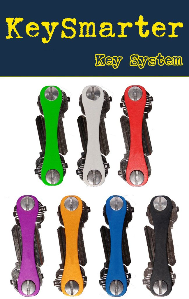 Key Smart key organizer. Get your logo on the newest key organization system.