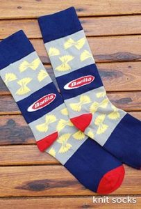 Knit socks.Get your logo on bulk promotional socks. Cheap inexpensive socks factory direct are perfect for your promotional logo.