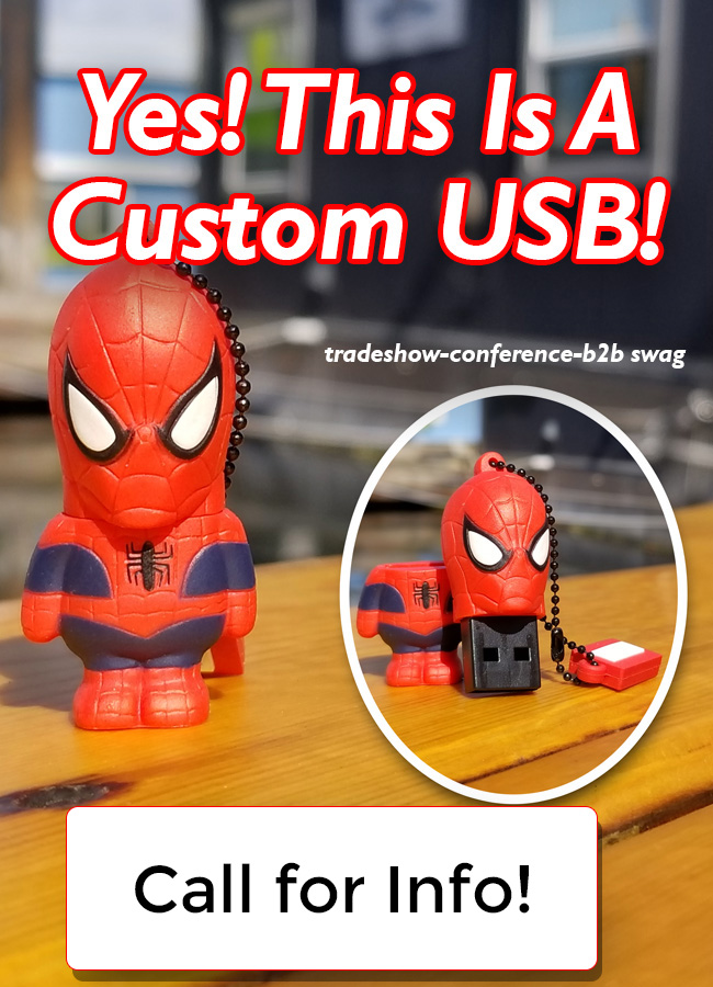 custom flash drive