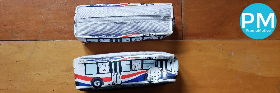 custom pencil bag promotional product