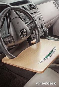 wheelmate travelling desk