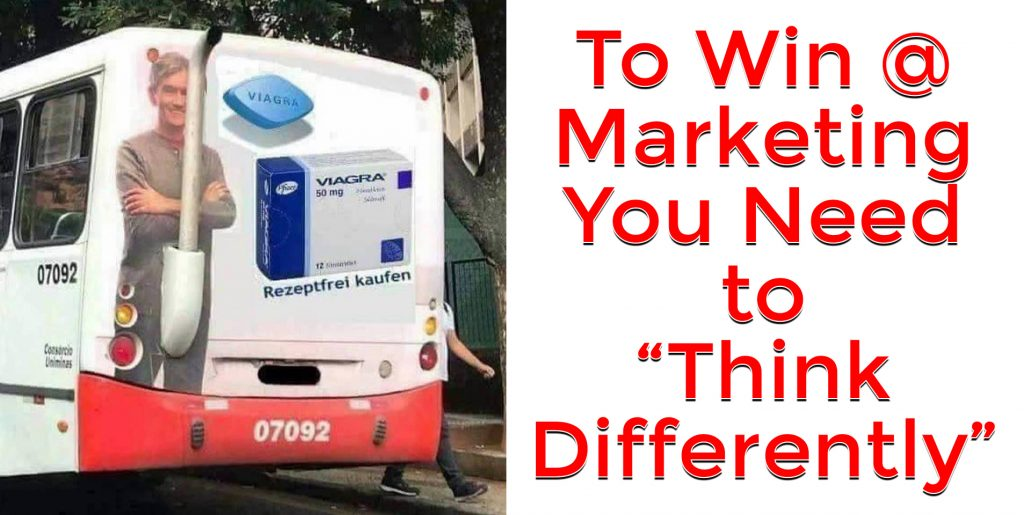 unusual marketing in promotional products