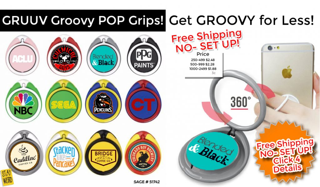 get groovy grip phone grips for less