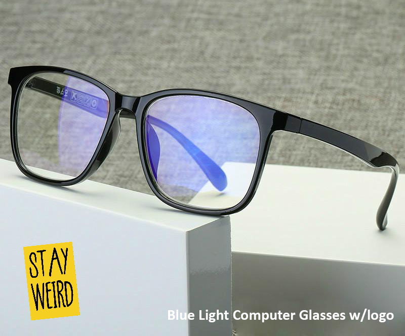promotional product blue light blocking glasses