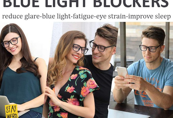 inexpensive blue light blocking computer glasses